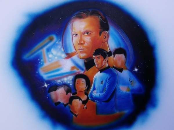 William Shatner por stephane014